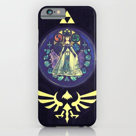 Zelda: Princess of Destiny iPhone & iPod Case