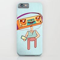 iPhone & iPod Case featuring I remember that tune by Glen Garay
