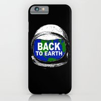 Back to Earth iPhone 6 Slim Case