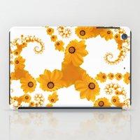 Fractal Flower iPad Case
