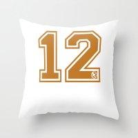EVERDEEN 12 Throw Pillow