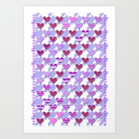 Sweetooth Love Art Print