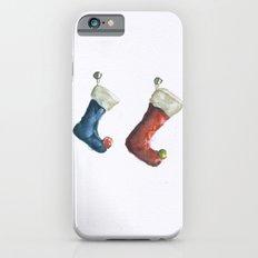 Stockings  iPhone 6 Slim Case
