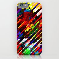 iPhone & iPod Case featuring stripe by barmalisiRTB