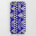 Ethnic Indigo iPhone & iPod Case
