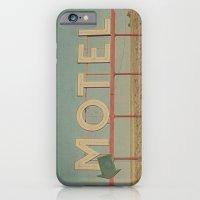 Vintage Motel iPhone 6 Slim Case