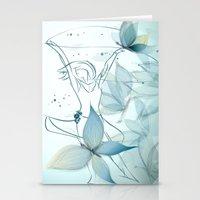 Le Positive Design Dinam… Stationery Cards