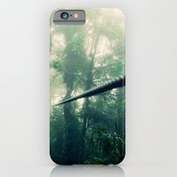 iPhone & iPod Case featuring Zip Line by Sookie Endo