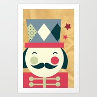 Toy Soldier Art Print