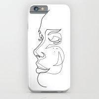 Artlessness V iPhone 6 Slim Case