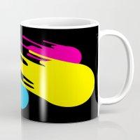 CMYKomet Mug