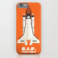 RIP, space shuttle iPhone 6 Slim Case