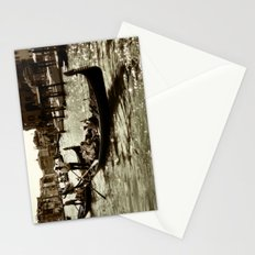 Gondolas on the Grand Canal Stationery Cards
