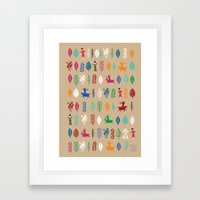 gsgs Framed Art Print