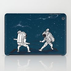 Fencing at a higher Level iPad Case
