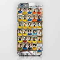 Legends Of Football (Soc… iPhone 6 Slim Case