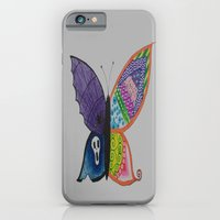 iPhone Cases featuring Butterfly  by ArtSchool
