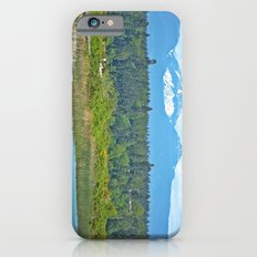 bc mountains iPhone 6s Slim Case