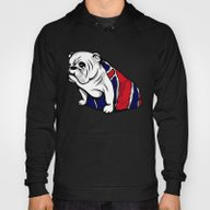 British Bulldog Hoody