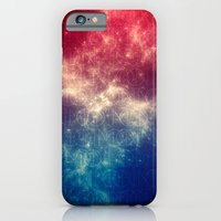 moon iPhone & iPod Cases featuring Moon by Victor Vercesi