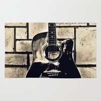 Be Your Song And Rock On… Rug