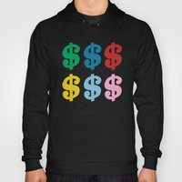Colourful Money Hoody