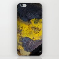 Abstract  Metallic iPhone & iPod Skin