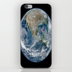 The Blue Marble iPhone & iPod Skin