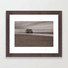 That There Is An Arrvee Framed Art Print