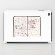 wild hearts can be broken iPad Case