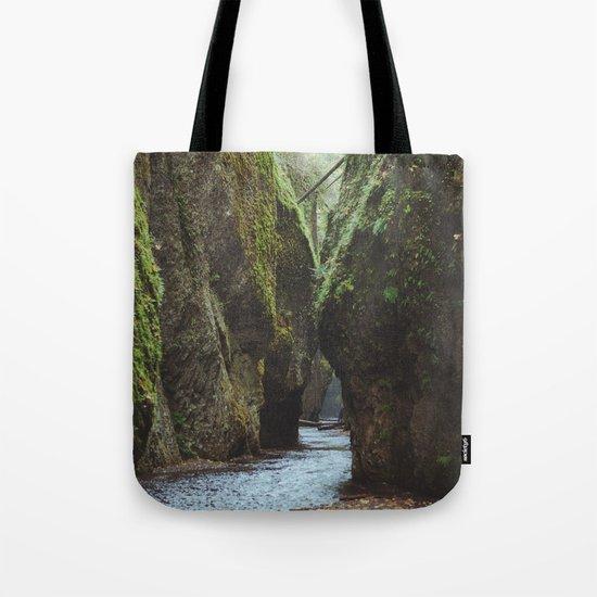 Oneonta Gorge Tote Bag