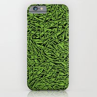 iPhone & iPod Case featuring Texture  3 by Matthew Allan Carr