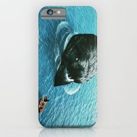 iPhone & iPod Case featuring lost at sea by Seamless