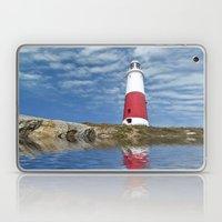 Lighthouse Reflection Laptop & iPad Skin