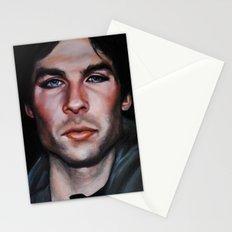 Ian Somerhalder (Damon from Vampire Diaries) Stationery Cards