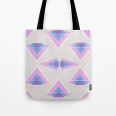 TRIANGLES IN COLOUR Tote Bag