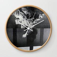 A Series of Vibrations Wall Clock
