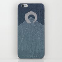 All Things Are One iPhone & iPod Skin