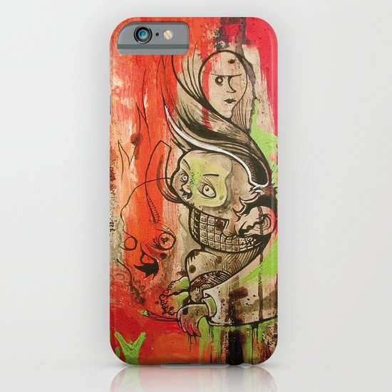Art Is Yoghurt / Kunst ist Quark iPhone & iPod Case