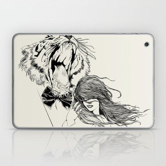 The Tiger's Roar Laptop & iPad Skin