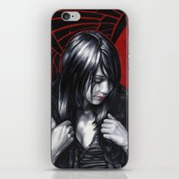 Emo Girl iPhone & iPod Skin