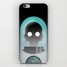 Mr. Freeze iPhone & iPod Skin