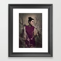 Why Do We Miss What Was … Framed Art Print