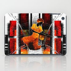 African Dance iPad Case