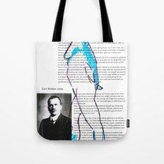 Carl Gustav Jung – Nude.1 Tote Bag
