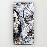 Sea Self iPhone & iPod Skin