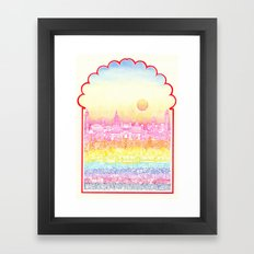 Rangeela India  Framed Art Print