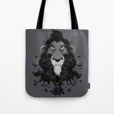 Scar Ink Tote Bag