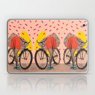 Call On All Humans Laptop & iPad Skin