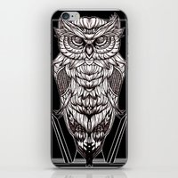 Nocturnal Elegance iPhone & iPod Skin